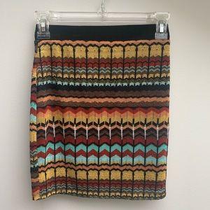 Xhilaration Knit Mini Skirt Size XS